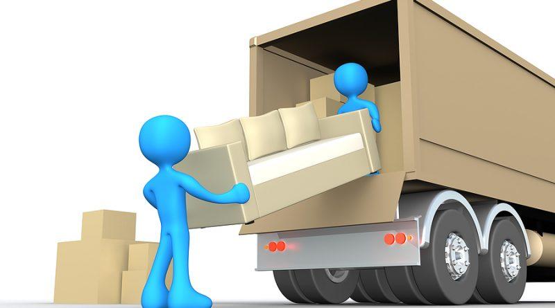 Những lưu ý khi chuyển đồ nội thất - Đơn vị Đại Đoàn