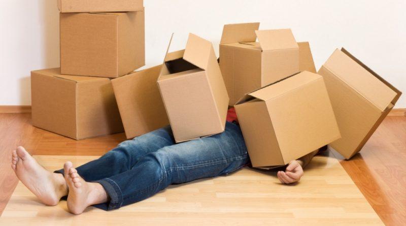 Kinh nghiệm bọc lót đóng gói đồ điện tử khi chuyển nhà của đơn vị Đại Đoàn