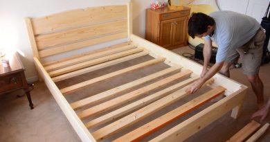 [Kinh nghiệm]Cách tự tháo lắp giường tủ khi chuyển nhà