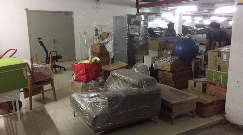 Dịch vụ chuyển nhà phường Thụy Phương quận Bắc Từ Liêm