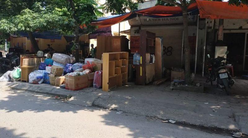 Dịch vụ chuyển nhà tại phường Bưởi quận Tây Hồ