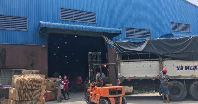 Dịch vụ chuyển kho xưởng tại Gia Lâm giá rẻ