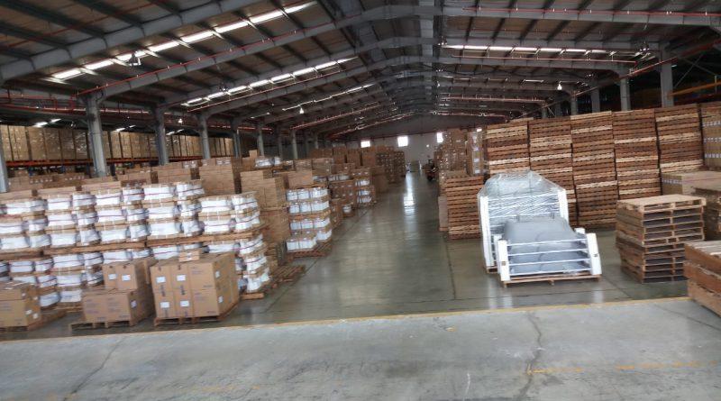Dịch vụ chuyển kho xưởng tại Thạch Thất giá rẻ