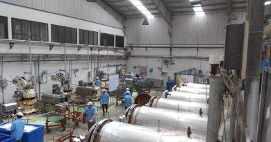 Dịch vụ chuyển kho xưởng tại quận Long Biên