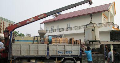 Dịch vụ chuyển kho xưởng tại quận Tây Hồ