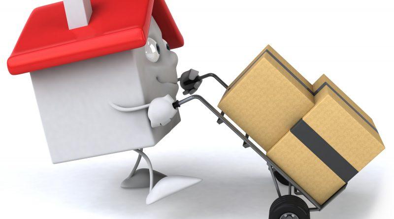 Dịch vụ chuyển nhà tại quận 7 Tp. HCM - Đơn Vị Đại Đoàn