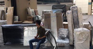 Dịch vụ chuyển nhà tại Hóc Môn - Đơn vị Đại Đoàn