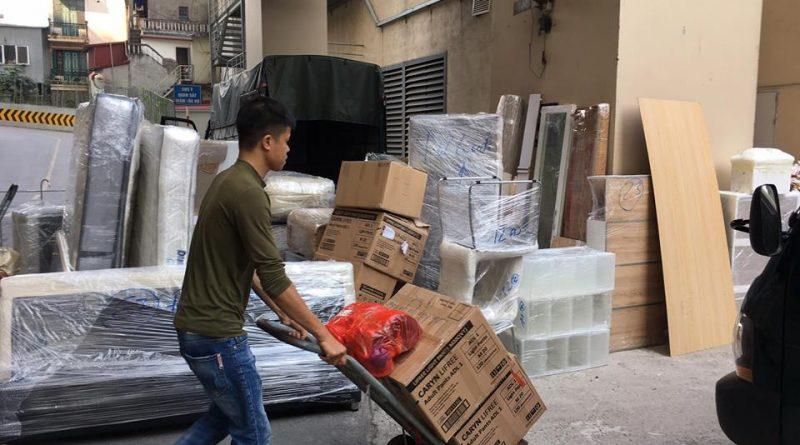 Dịch vụ chuyển nhà tại quận Bình Tân - Đơn vị Đại Đoàn