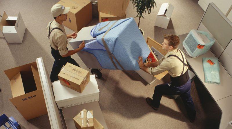 Dịch vụ chuyển nhà tại Bình Chánh - Đơn Vị Đại Đoàn