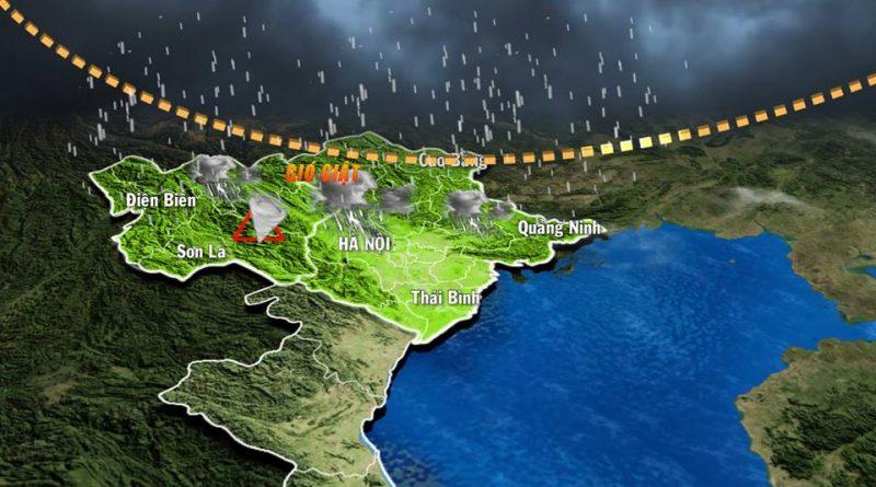 Thời tiết ảnh hưởng lớn đến quá trình chuyển nhà
