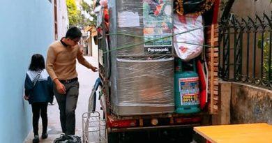 Chuyển phòng trọ tại Hà Nội