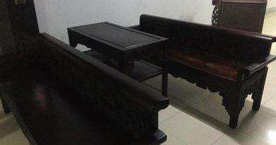 Thu mua bàn ghế gia đình